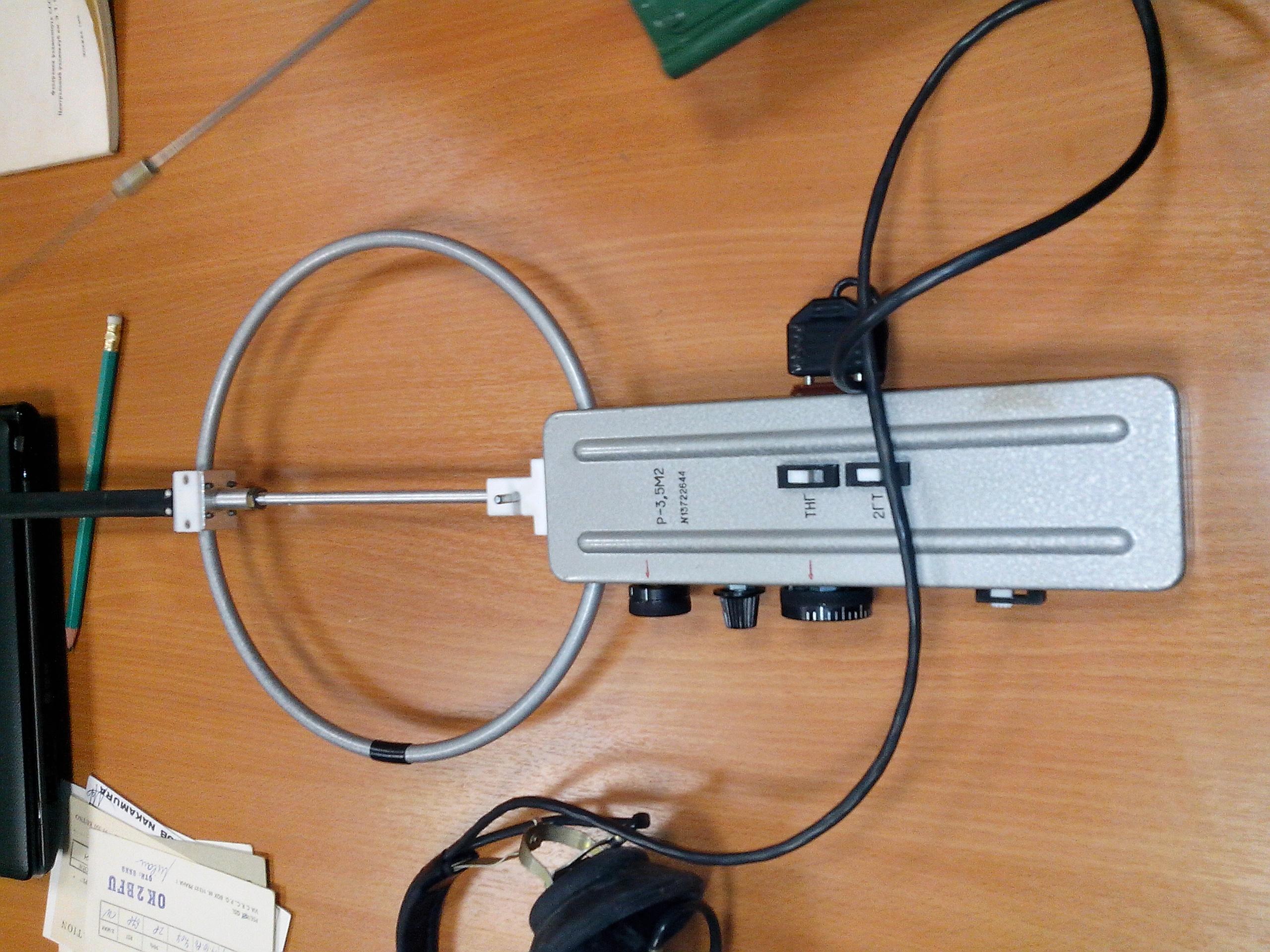 ДМВ антенна и антенные усилители