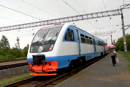 С 1 октября начинает работу электричка Пермь